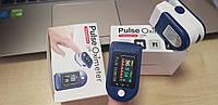Пульсометр на палец Fingertip Pulse Oximeter