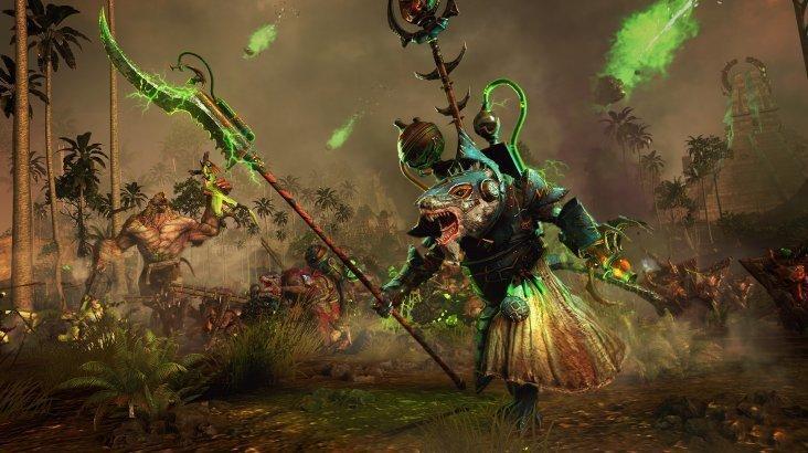 Total War: WARHAMMER II - The Prophet & The Warlock ключ активації ПК