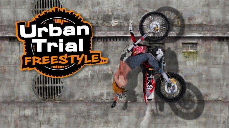 Urban Trial Freestyle ключ активации ПК