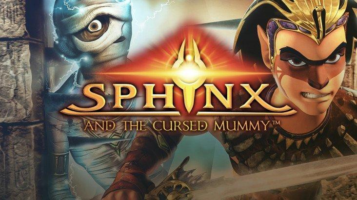 Sphinx and the Cursed Mummy ключ активации ПК