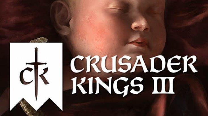 Crusader Kings III ключ активації ПК