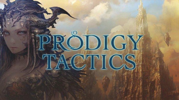 Prodigy Tactics ключ активації ПК