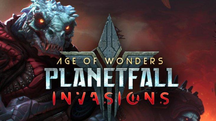 Age of Wonders: Planetfall - Invasions ключ активации ПК