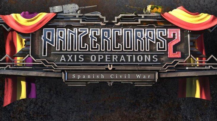 Panzer Corps 2 - Spanish Civil War ключ активации ПК