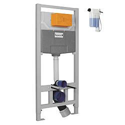 IMPRESE i5220, інсталяція для унітазу, система OLIpure (інсталяція, кріплення)