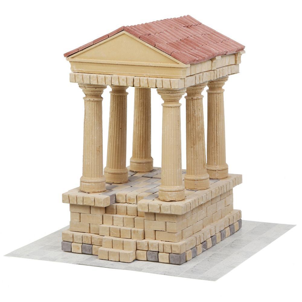 Керамический конструктор Римский храм