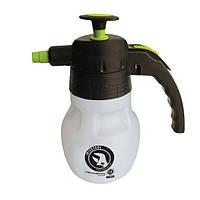 Опрыскиватель ручной с пластиковым соплом, 1,5 л., насос из нержавеющей стали Intertool FT—9002