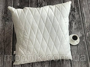 Подушка холлофайбер (белая) - разные размеры