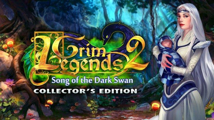Grim Legends 2: Song of the Dark Swan ключ активації ПК