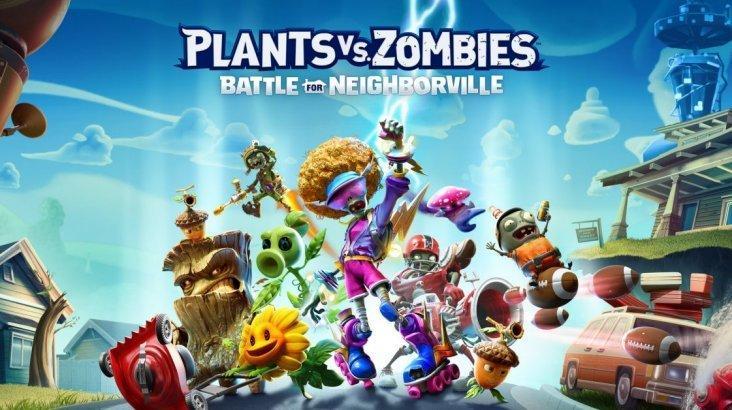 Plants vs. Zombies: Battle for Neighborville ключ активации ПК