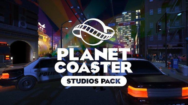 Planet Coaster - Studios Pack ключ активации ПК