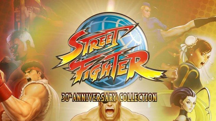 Street Fighter: 30th Anniversary Collection ключ активації ПК