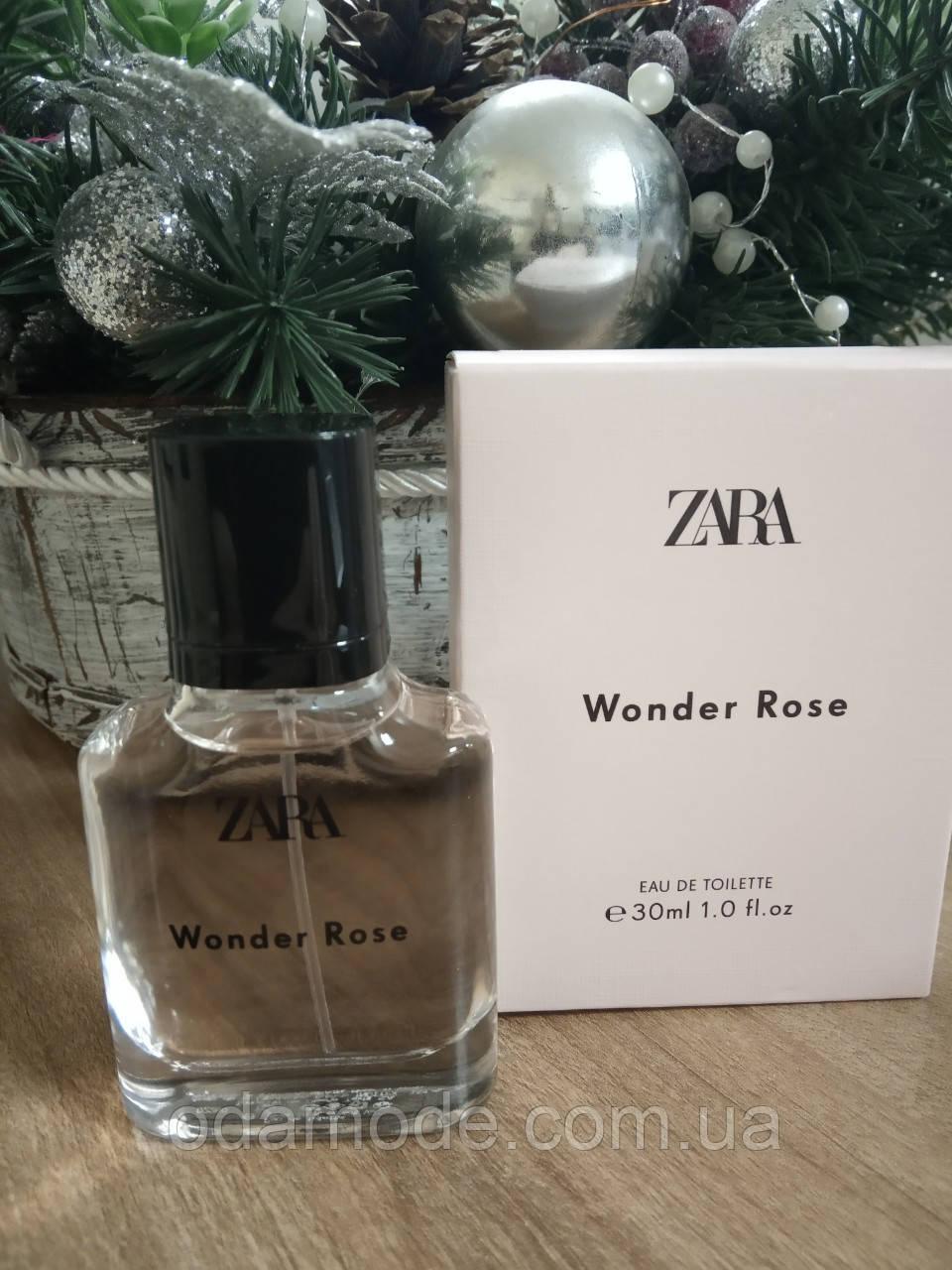 Духи Zara Wonder Rose edt 30ml (Испания)