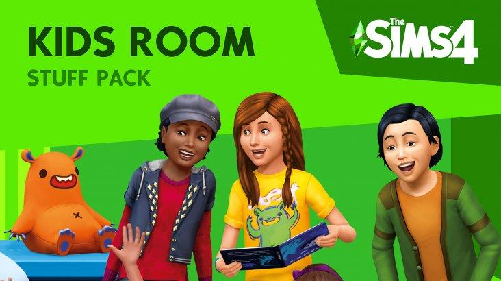 The Sims 4: Kids Room Stuff ключ активации ПК