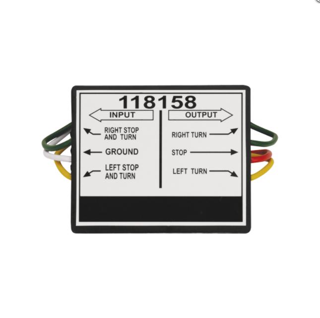 Блок декодер BSmart для разделения стопа и поворот для американских автомобилей