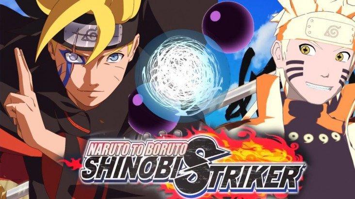 Naruto to Boruto: Shinobi Striker ключ активації ПК