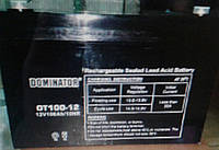Аккумулятор Dominator 12v 100Ah (OT100-12) Тяговый