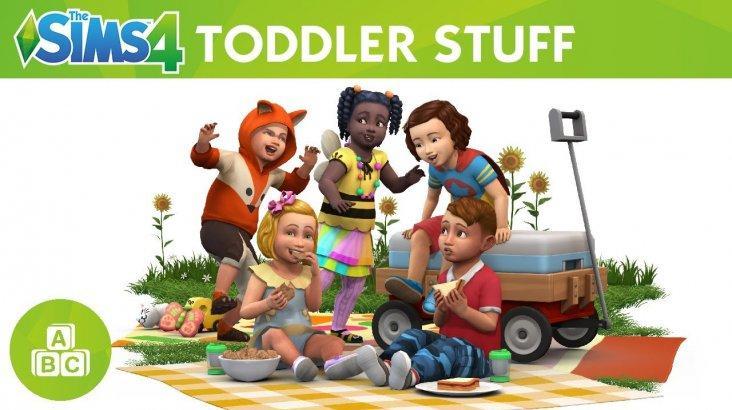 The Sims 4: Toddler Stuff ключ активации ПК