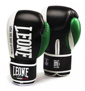 Боксерские перчатки Leone Contender