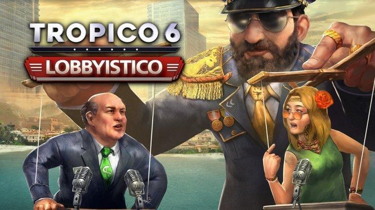 Tropico 6 Lobbyistico ключ активации ПК