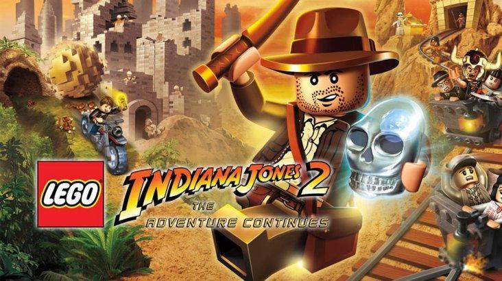 LEGO Indiana Jones 2 : The Adventure Continues ключ активації ПК