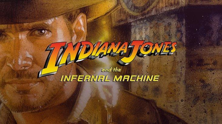 Indiana Jones® and the Infernal Machine ключ активации ПК