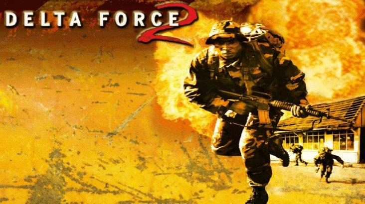 Delta Force 2 ключ активации ПК