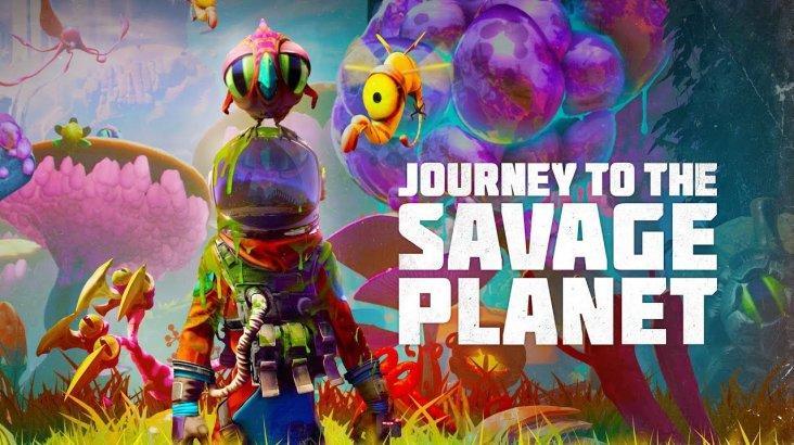 Journey to Savage Planet ключ активації ПК