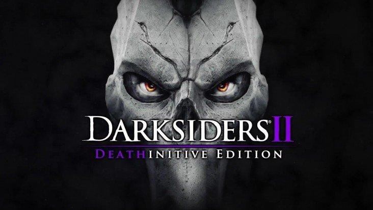 Darksiders II Deathinitive Edition ключ активації ПК