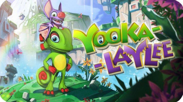 Yooka-Laylee ключ активации ПК