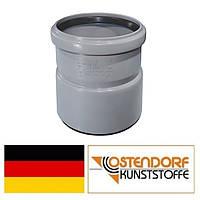 Муфта насадная PP 110 мм внутренней канализации Ostendorf HT Германия