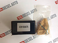 0281006075 BOSCH Регулятор давления топлива в рейке, фото 1