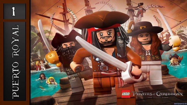 LEGO Pirates of the Caribbean ключ активації ПК