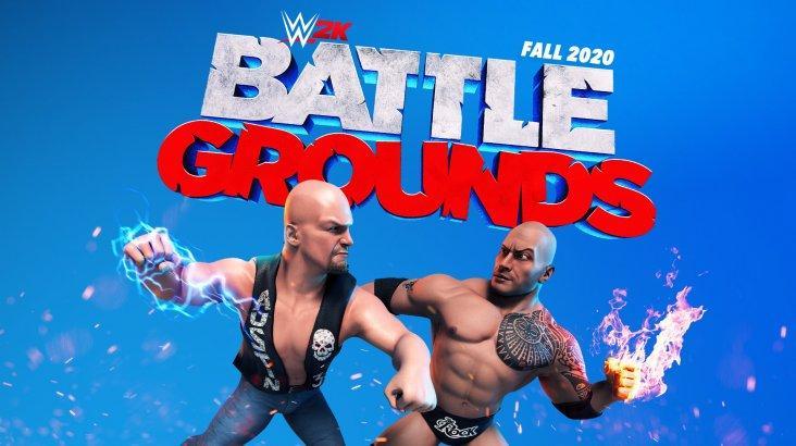 WWE 2K Battlegrounds ключ активации ПК