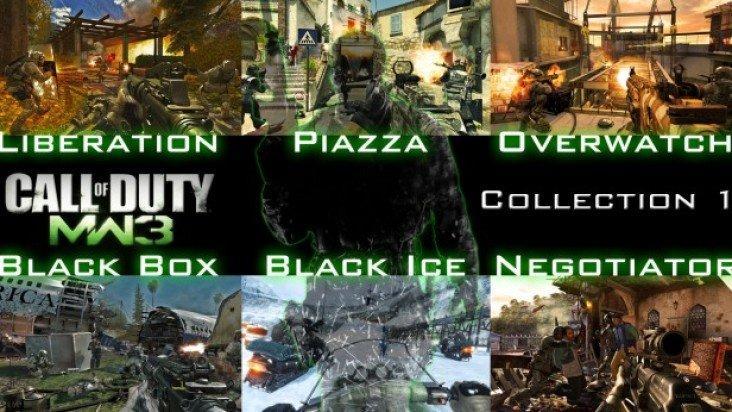 Call of Duty: Modern Warfare 3 - Collection 1 ключ активации ПК