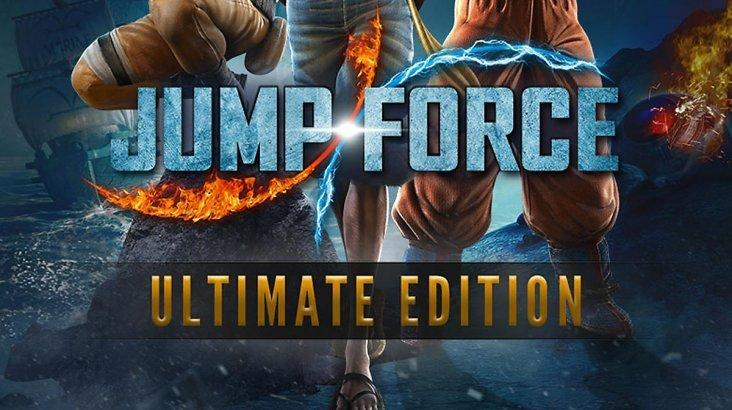 Jump Force: Ultimate Edition ключ активации ПК