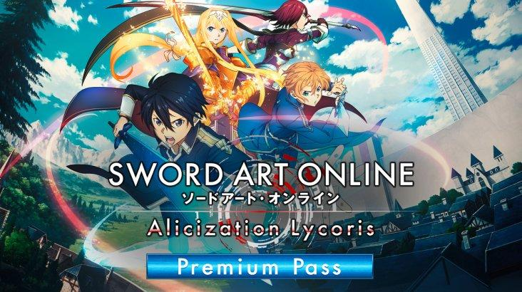 SWORD ART ONLINE Alicization Lycoris Premium Pass ключ активации ПК