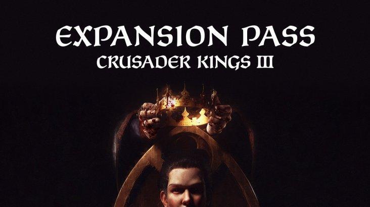 Crusader Kings III. Expansion Pass ключ активации ПК