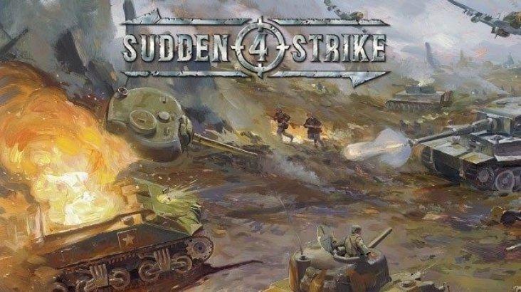 Sudden Strike 4 ключ активации ПК