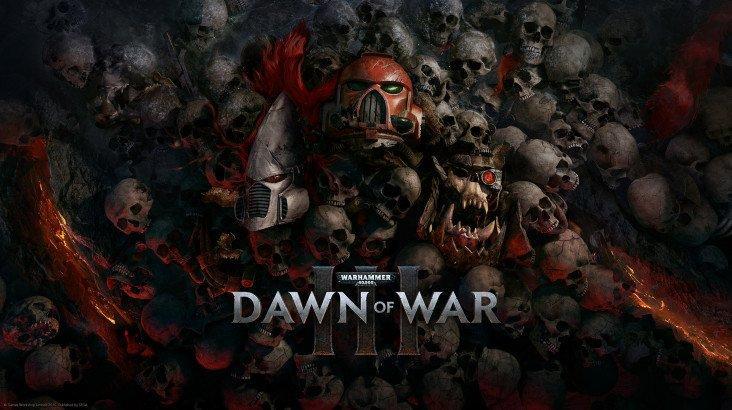 Warhammer 40,000: Dawn of War III ключ активации ПК
