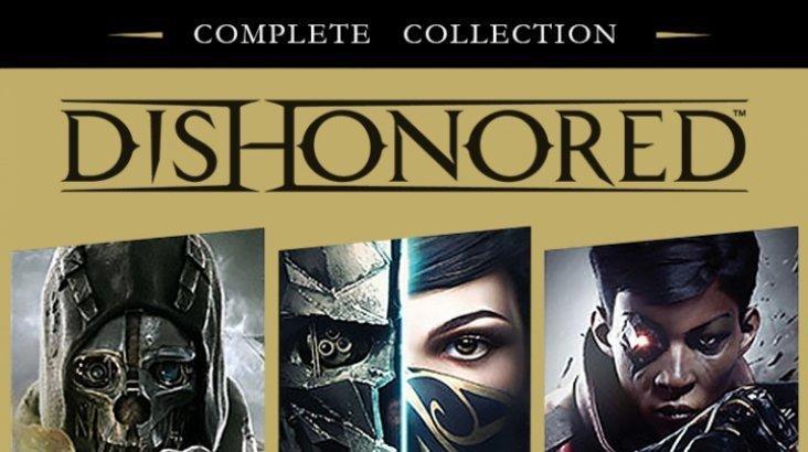 Dishonored: Complete Collection ключ активации ПК