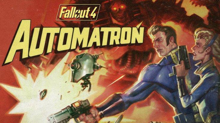Fallout 4 Automatron ключ активації ПК