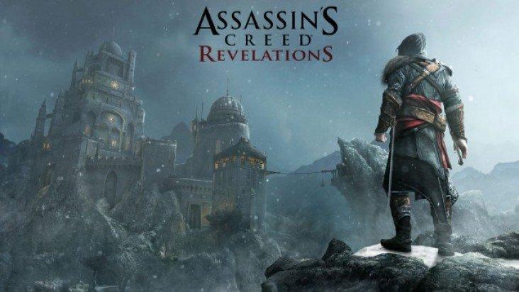 Assassin's Creed Revelations ключ активації ПК