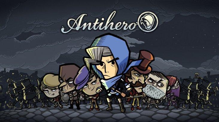 Antihero ключ активации ПК