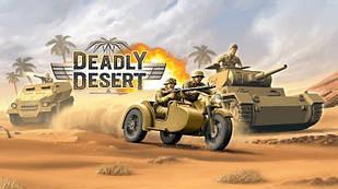 1943 Deadly Desert ключ активации ПК