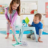 Fisher-Price Набор для уборки GGT64 Clean-up and Dust Set, фото 3