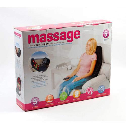 Массажная накидка на сидение Массажная накидка Massage seat topper