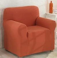 Чехол на кресло Терракот Home Collection Karna Турция 50242
