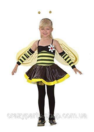 Костюм карнавальный Пчелка 128-134 см б/у