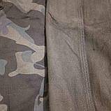 Зимние мужские джинсы, р. 30 последние теплые карго на флисе Vingvgs Камуфляж, фото 9